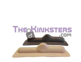 Smooth Flat Top - Beige- Sybian Attachment