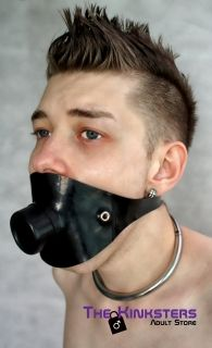 Rubber Hollow Gag