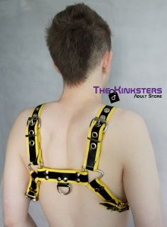 Rubber H Harness