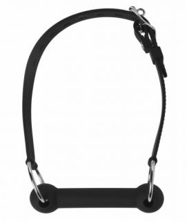 Lockable Silicone Horse Bit Gag
