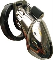 CB6000 Chrome Chastity Device