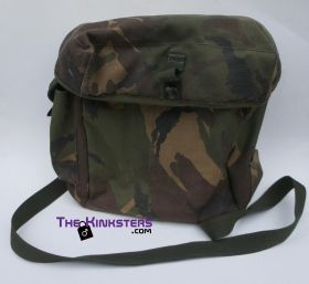 S10 Gas Mask Camo Carry Bag
