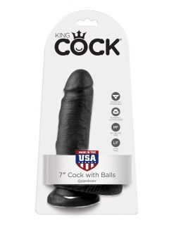 "King Cock 16"" Tapered Double Dildo"