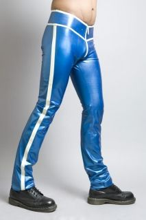 Mens Electric Rubber Jeans