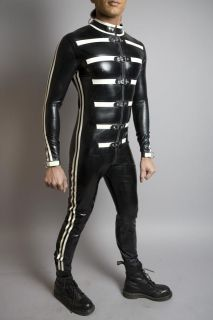 Rubber Bondage Suit