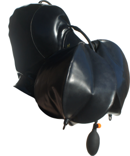 Rebreather Extreme Inflatable Hood