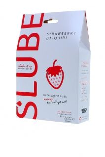 Slube Strawberry Daiquiri Double Pack