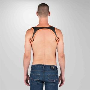 Neo Heckler Harness Neon