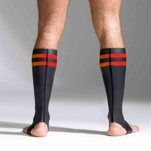 Neoprene Socks (Red)