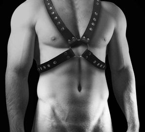 MOI X Marks The Spot Male Body Harness