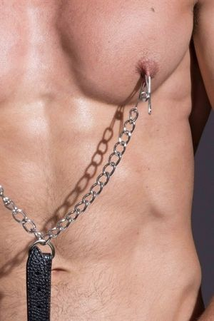 MOI Pinch 'N' Pull Ball Stretcher with Nipple Clamps