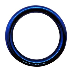 Blueboy Stainless Steel Donut Cockring