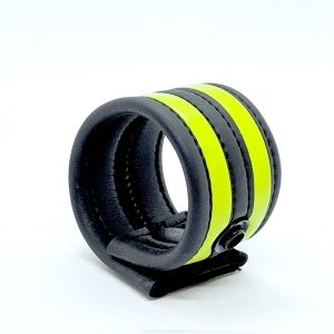 Neoprene Racer Ball Strap Neon Green