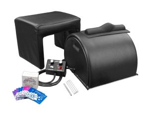 Sybian With Matching Stool - Classic Black