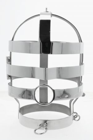 Encased Stainless Steel Head Cage