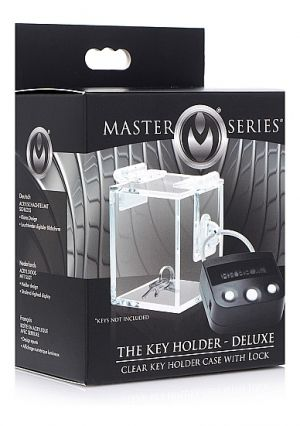 The Key Holder Deluxe Lockable Box with Auto Lock
