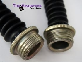 Male to Male Gas Mask Hose (Screw Fit)